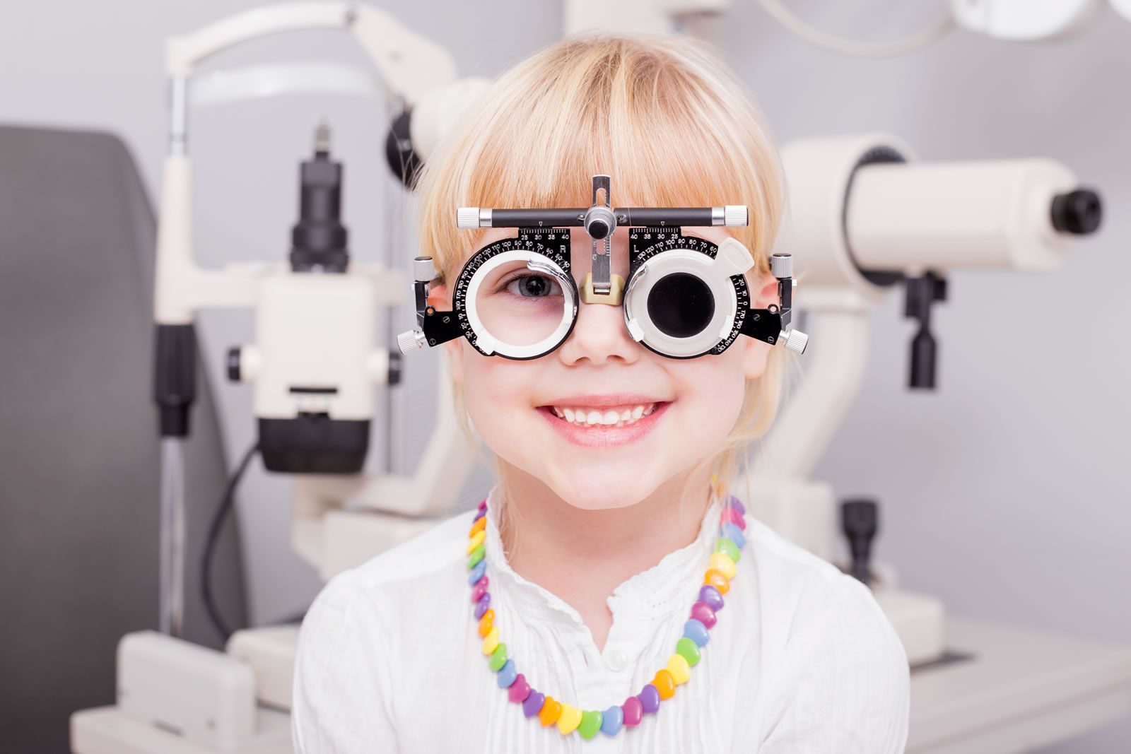 oftalmopediatria em Brasilia - exame 1