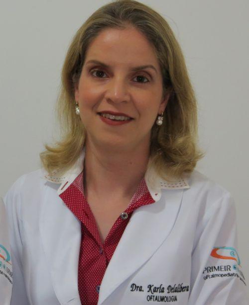Dra Karla Delalíbera Pacheco