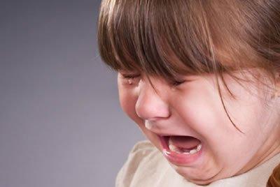 Obstrução congênita de vias lacrimais