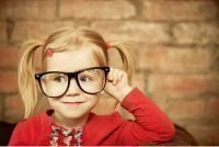oftalmologista brasilia - oculos em criancas