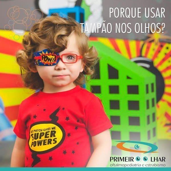 oftalmologista brasilia - tampão nos olhos